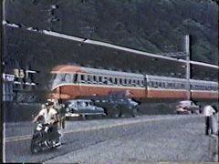 1961年箱根家族旅行