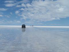 2020年の年明けはウユニ塩湖で!⑫
