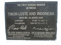東ティモールの西の隣国インドネシアに向かう幹線国道を見てきました。(前編:国境へ向け移動)