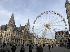 2020 新年ベネルクス旅行 その5-1、ヘント、ゲント、立ち寄りの街