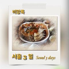 【備忘録】ソウル3日間 2010年 2月