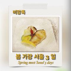 【備忘録】春いちばんソウル3日間 2010年 3月