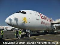 エチオピア航空:成田→ブエノスアイレス