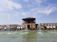 4度目のイラン訪問「アーリーガ―ブ宮殿」