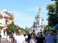 初夏のフランス3 ディズニーランド パリ