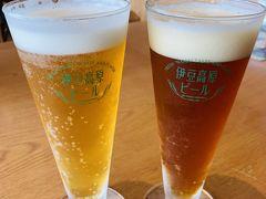 伊豆高原でご当地ビール飲み比べ&リング作り