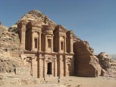 世界一周の思い出 ヨルダン③世界遺産ペトラ遺跡