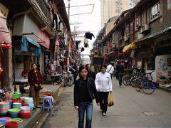 書を書いてもらいに浙江省諸葛八卦村に その4…上海市内巡りで締めくくり