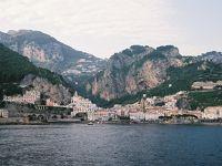 """コロナで自粛~懐かしの旅シリーズ! 10年前に行った """"イタリア浪漫紀行10日間の旅"""" 後編 青の洞窟~カプリ島~アマルフィ~ナポリ~ローマ"""