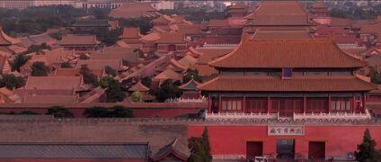 #5【アジア&アメリカ大陸周遊20日間】紫禁城の黄昏