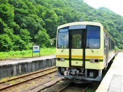 【2009年7月】日本の西あたりを青春18きっぷでひとり旅する(5)広島から出雲へ
