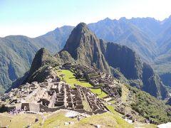 初めての南米 3/3 マチュピチュ遺跡(2013年)