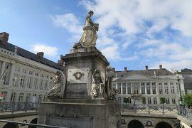 普段着のブリュッセル ~ヌーヴ通りと聖カトリーヌ広場周辺の街歩き~