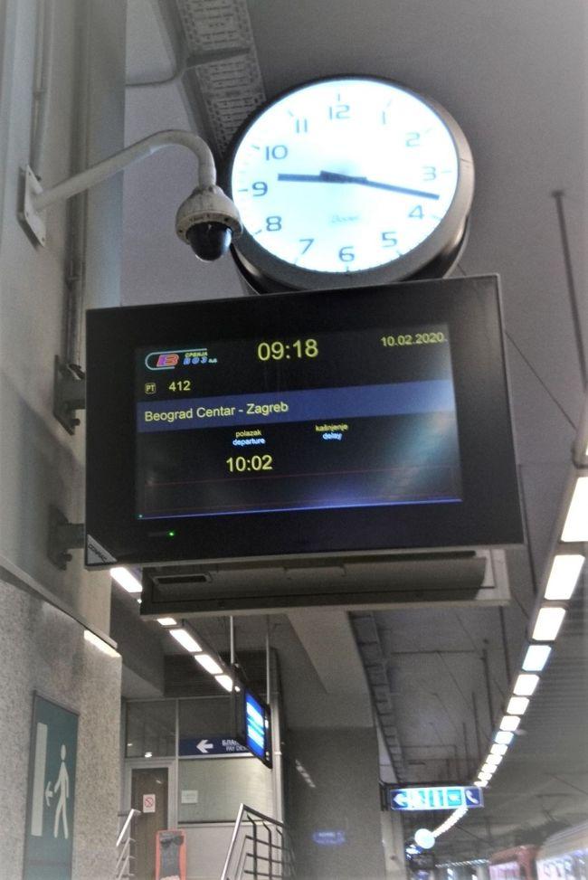 2020年1月下旬から2月上旬までミラノを起点に中欧と東欧を夫婦でユーロレールパスで周遊した旅行記のその3です。日本では詳しいことが判らない東欧の列車事情に途中で翻弄されながらも、何とか予定通りの日程で旅を進めました。