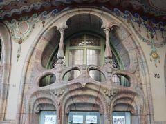 またやってしまいました歩き倒しの旅 in バルセロナ (8)モデルニスモ建築三大巨匠以外の作品たち 【前編】