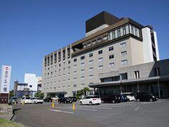 ホテル一畑に宿泊して松江しんじ湖駅周辺散策