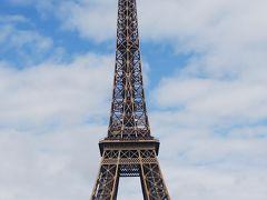 フランス旅行記③ 再びパリ