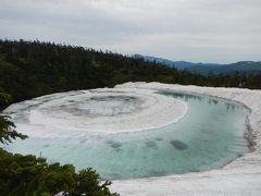 緑の町に舞い降りて・・初夏の岩手へ♪ドラゴンアイと鉛温泉「心の刻十三月」滞在。