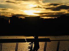 Kallang Riverside Parkでお散歩