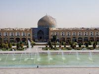 4度目のイラン訪問「マスジェデシェイフロトゥフォッラー」