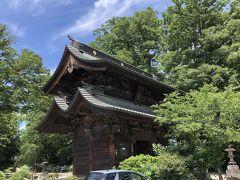 埼玉県唯一の国宝建築、妻沼聖天山を訪ねました(本坊~参道~仁王門)