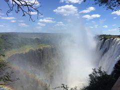 2019年GW⑧ヨーロッパ5か国&アフリカ3か国詰め込み旅 ビクトリアの滝前編