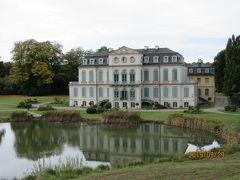 2019年ドイツのメルヘン街道と木組み建築街道の旅:24ヘッセン方伯妃エリザベートが余生を過ごしたささやかな別荘は美しい宮殿に変っていた。