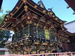 埼玉県唯一の国宝建築、妻沼聖天山を訪ねました(聖天堂と北側の林)