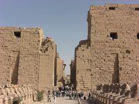世界一周の思い出 エジプト②ルクソール満喫2日間