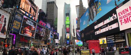 #8 【アジア&アメリカ大陸周遊20日間】タイムズスクエアの感想