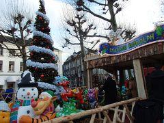 2017年ドイツ&ちょこっとオランダのクリスマスマーケット巡りの旅 【19】マーストリヒトのクリスマスマーケットへ