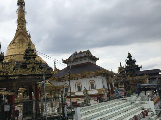 2018年のGW、一般観光客に開放されて時間もそう経っていないミャンマー南部観光と、<br />ここ数年で新たに開いたミャンマー‐タイの陸路国境越えを果たすべく、以下ルートを巡りました。<br />チケットの手配が直前になったため、直行便ではなく、韓国‐タイ経由となりました。<br />今となっては、この手の旅行も難しくなり、懐かしい気持ちです。<br />自身のための忘備録です。<br /><br />2018年<br />4月28日(土)<br />日本/成田‐韓国/プサン‐タイ/バンコク(スワンナプーム)<br /><br />4月29日(日)<br />タイ/バンコク(ドンムアン)‐ミャンマー/ヤンゴン<br /><br />4月30日(月)<br />ヤンゴン‐チャイティーヨー/チャイットー‐モーラミャイン<br /><br />5月1日(火)<br />※②はここから<br />モーラミャイン‐ウィンセントーヤ観光‐ダウェイ<br /><br />5月2日(水)<br />ダウェイ観光<br /><br />5月3日(木)<br />ダウェイ‐ティーキー(陸路国境越え)‐タイ/プーナムロン‐カンチャナブリ-バンコク <br /><br />5月4日(金)<br />バンコク観光<br /><br />5月5日(土)<br />バンコク観光<br /><br />5月6日(日)<br />タイ/バンコク(スワンナプーム)‐韓国/プサン‐日本/成田<br /><br />そして、<br />なぜか第1日目~3日目(4/28-30)の写真が消失してしまったので、②第4日目(5/1)からのスタートとなります。<br />①第1日目~3日目(4/28-30)が発見されたら追記したい・・・<br /><br />