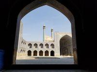 4度目のイラン訪問「エマームモスク」