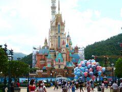香港★香港は今日も元気です とうとう営業再開!香港ディズニーランドへ!