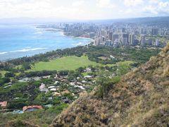 蔵出し画像によるハワイへの旅を辿る---1972年・1991年・2005年
