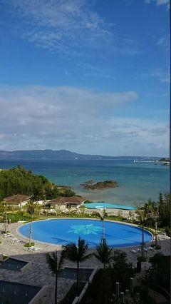 ハレクラニ沖縄の朝