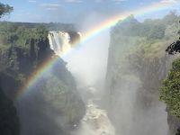 2019年GW⑨ヨーロッパ5か国&アフリカ3か国詰め込み旅 ビクトリアの滝後編