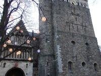 2017年ドイツ&ちょこっとオランダのクリスマスマーケット巡りの旅 【21】巨大な壁!?聖母教会