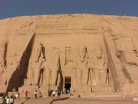 世界一周の思い出 エジプト③アスワンとアブシンベル神殿