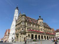 ヨーロッパひとり旅@2018夏【3日目】南ドイツ観光