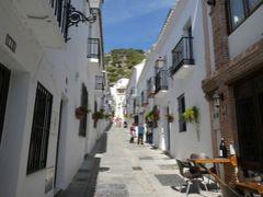 母娘ポルトガル・スペイン二人旅 ④ プライベートトランスファーでマラガ→グラナダ:ミハス