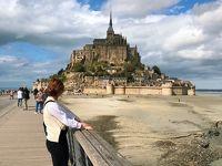 フランス4泊6日の旅(モンサンミッシェル)