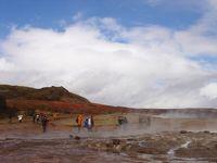 アイスランドでカワイイもの探しの旅 3日目 ゴールデンサークルへ
