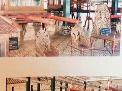 ジャワ島/1994年-3 ジョグジャカルタ 〔平和の町〕古都観光 ☆クラトン王宮・バティック工房など