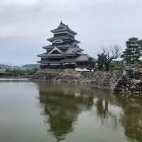 長野1泊2日 史跡と美味い蕎麦巡り旅