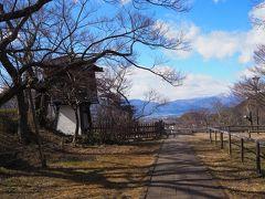 2020如月 長野県の日本百名城5城を一気に巡る ①全然桜咲いてないのに高速バス使って行ってしまった高遠城
