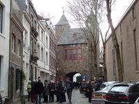 2017年ドイツ&ちょこっとオランダのクリスマスマーケット巡りの旅 【23】マーストリヒトの旧市街散策