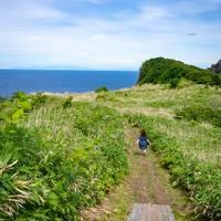 '20ブルーな北海道 : 積丹の海と空とワンピース