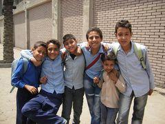 2011 GW エジプト&ヨルダンの旅② 活気と笑顔のカイロ・イスラーム地区の巻