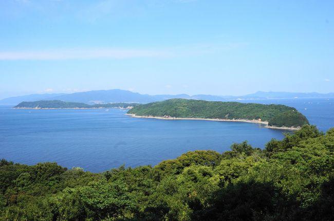 久し振りの1泊旅行、和歌山の加太に出かけました。<br />以前から訪れたかった友ヶ島を探検した後は、休暇村 紀州加太へ。<br />旬のお料理と絶景を堪能、リフレッシュできました。<br />